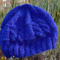 Hat Knitting Pattern Children