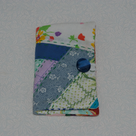 Sewing Needle Case patchwork