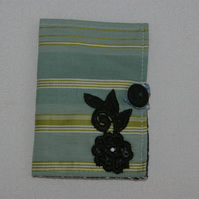 Sewing Needle Case made from vintage fabrics