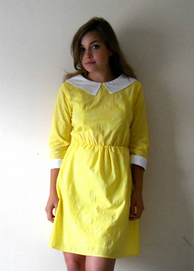 Moonrise kingdom-Suzy Bishop inspired dress