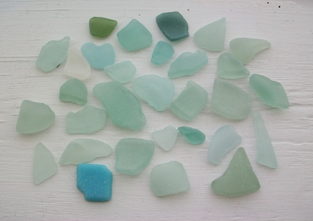 Scottish Sea Glass Craft Supplies (3)