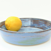 Serving Dish - Fruit Bowl - Landscape Range, Stoneware, Pottery, Ceramics