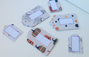 Labelled Tags - All Sizes 30 and 100 packs