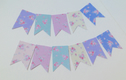 Card Shapes For Craft - Flags