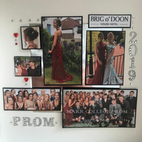 Personalised Event Photo Collages - Prom, Christenings, Communions, Holidays Etc