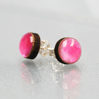 Mini Candy laser cut stud earrings