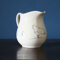 Chicken Jug Medium