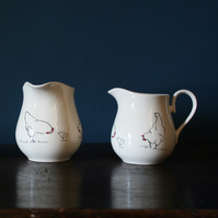Chicken Jug small