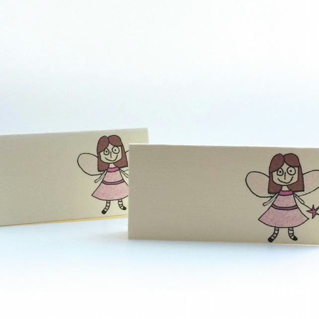 Fairy Place Cards - Pack of 12