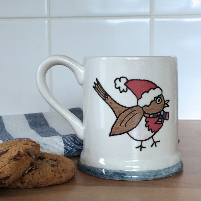 Robin Tea - Coffee Mug