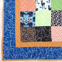 My First Quilt Kit  Forest