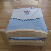 "Dolls Quit and Pillow Set ""Fairy"""