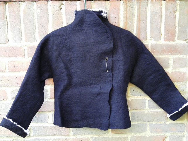 Felted Jacket Women