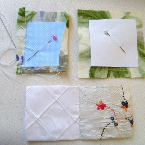 100 Square Paper Templates For Patchwork