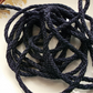 5.5 Metres of All Purpose Decorative Cord - Navy Blue