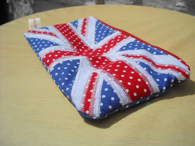 Zippered Pouch - Best of British