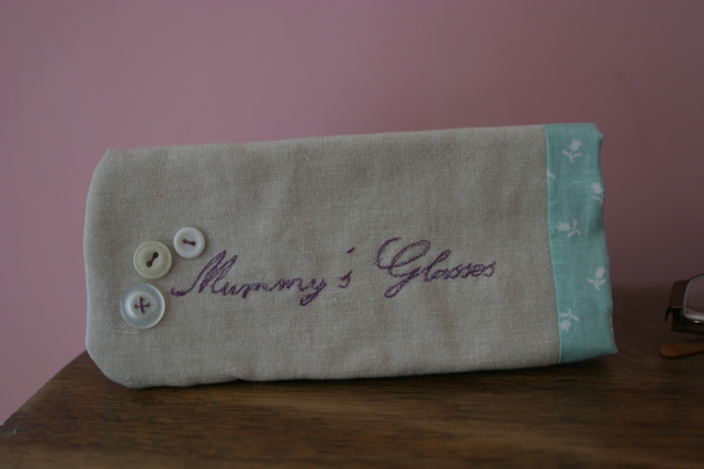 Mummy's Glasses Case