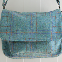 Tweed Satchel bag