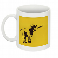 THIS GOAT THINKS YOU'RE A W-ZZOCK MUG