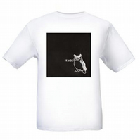 THIS OWL THINKS YOU'RE A KN-B T-SHIRT