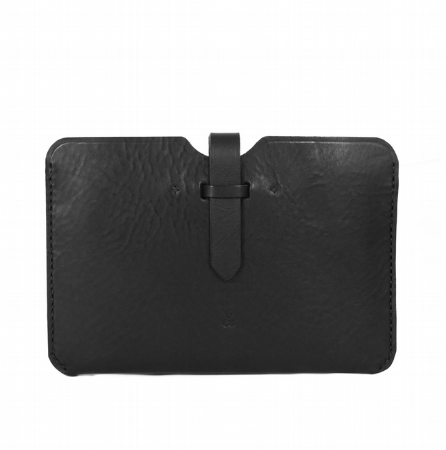 Leather iPad Mini and Tablet Sleeve