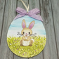 Easter decoration - bunny