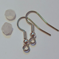 Surgical Stainless Steel French Ear Wires