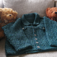 Knitted Jacket age 4