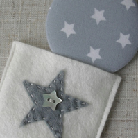 Twinkle Little Star Pocket Mirror