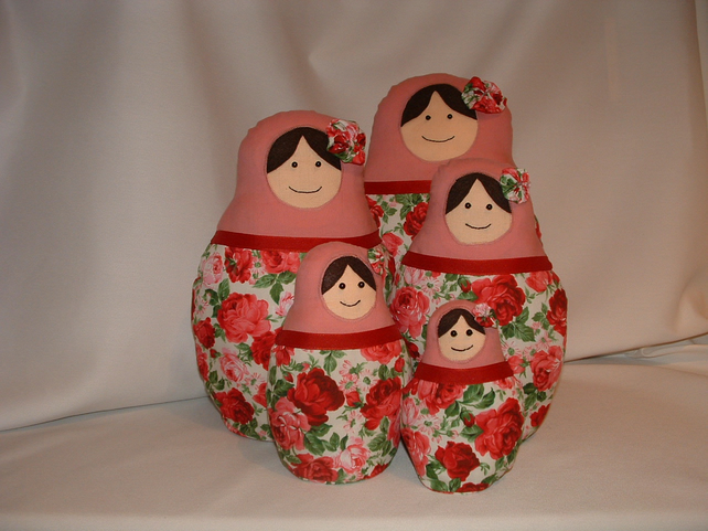 Russian Dolls Christmas