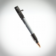 Pen. Bolt action ballpoint