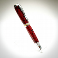 Pen. Handmade Triton Fountain Pen