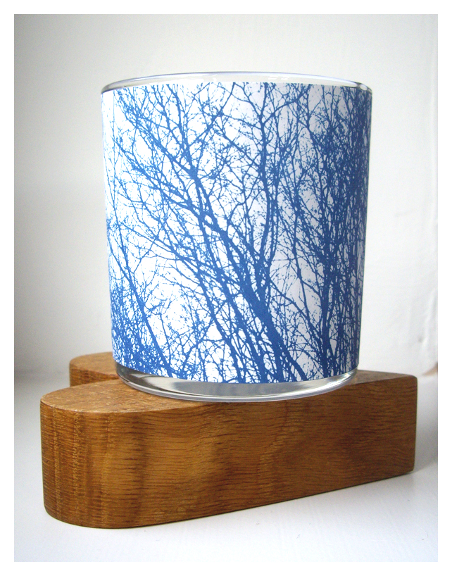 Intricate Tree Branches candle holder