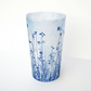 Large Meadow Cyanotype Vase