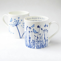 Offer - 2 China Mugs for 20 pounds