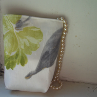 Small make up or jewellery bag for your handbag - Harmony