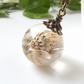 Long seashell necklace - nautical beach jewellery by The Autumn Orchard