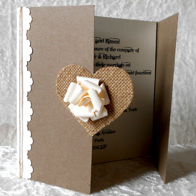 Outstanding Hessian Wedding Invitations 69 For Free Invitation Samples With