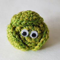 Crochet Christmas Sprout