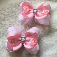 Bespoke Toddler  Bobbles ( price for a pair )