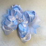 Bespoke Hair Clip or Bobble
