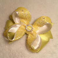 Bespoke Easter Hair Clip or Bobble