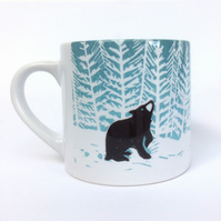 'Stargazey Bear' Mug (small)