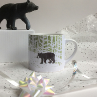 'Little Bear' Mug (small)