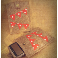 Bunting Mobile Phone Case
