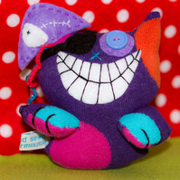Cheeky Pirate Cheshire Cat