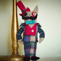 Dapper Cat - Fabian Golightly-Smythe CUSTOM ORDERS ONLY