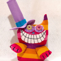 Cheeky Cheesy Cheshire Cat