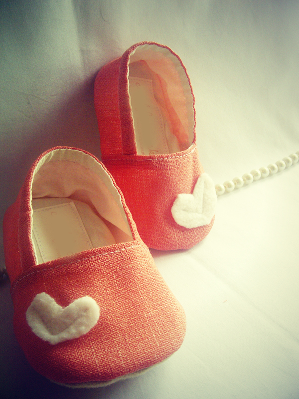 baby pink non slip pretty shoes boo folksy