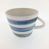 Nautical Stripe Mug